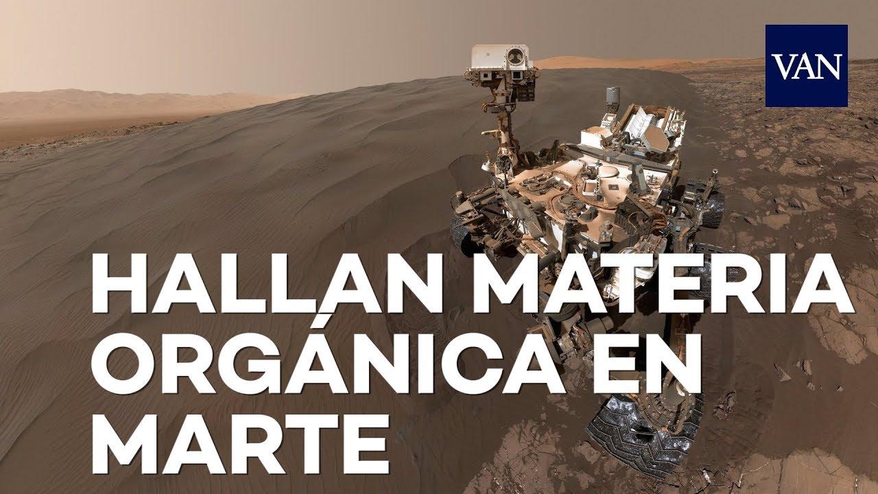 Curiosity-encuentra-materia-orgánica-en-Marte