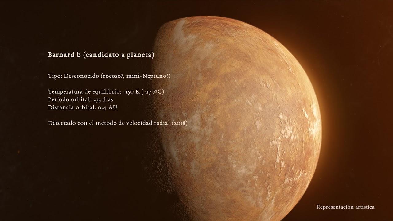 Planeta-orbitando-alrededor-de-la-estrella-de-Barnard.-UCM